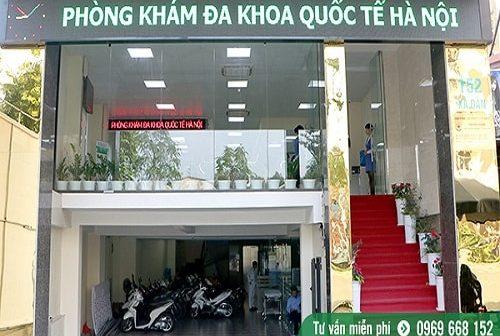 phòng khám phụ khoa uy tín ở xã đàn